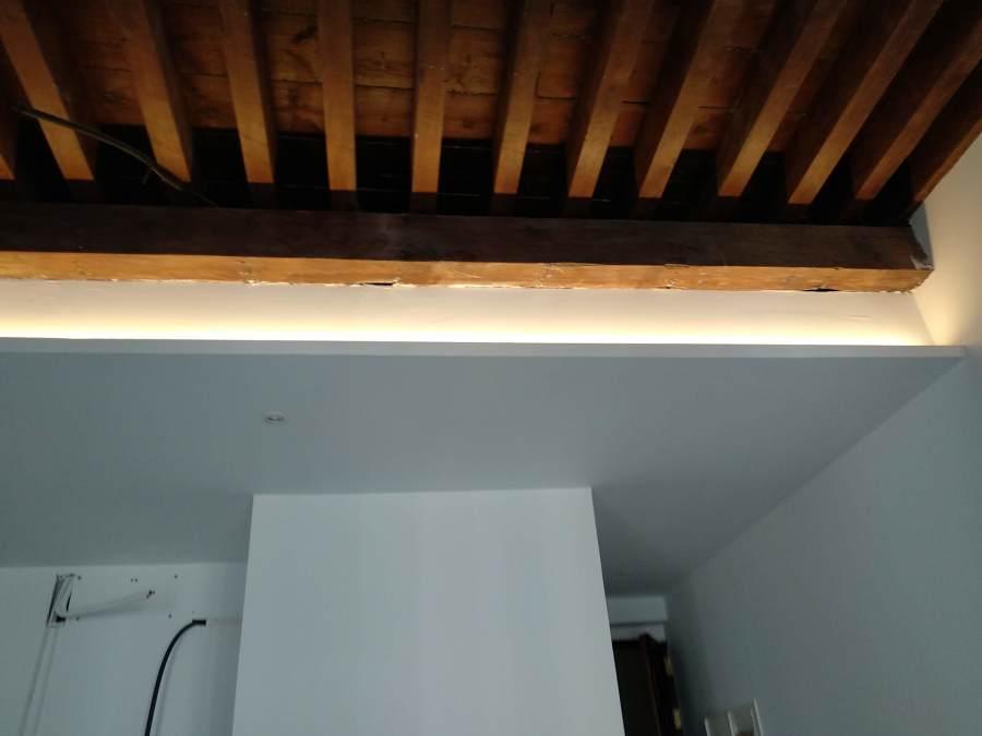 Rehabilitación techo madera 6
