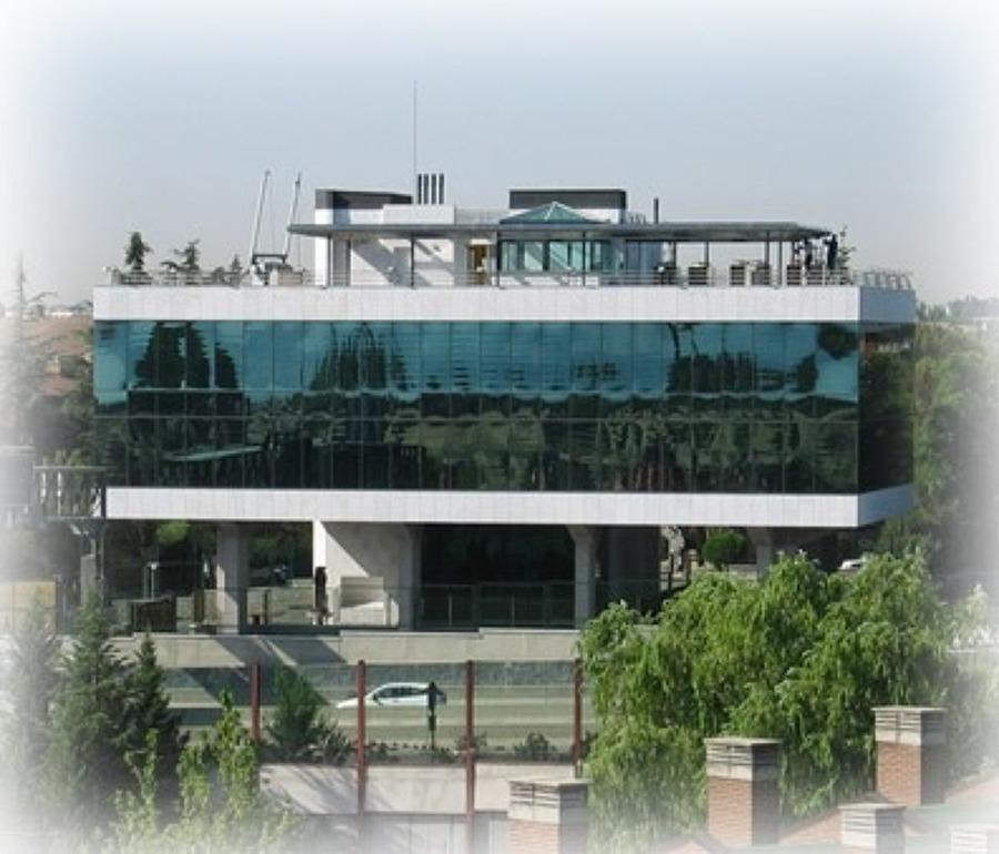 Bloque de oficinas en la A2 Madrid