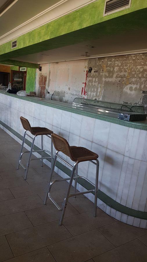 reforma barra cafeteria