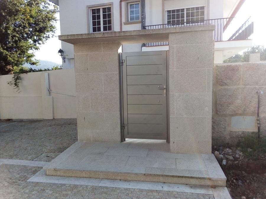Puerta principal