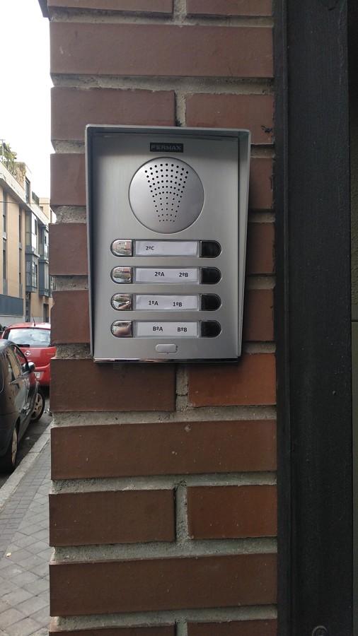Placa audio Fermax