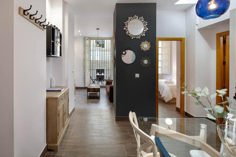 Reforma vivienda turística en Málaga centro