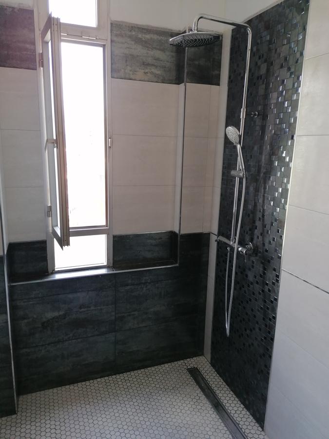 Reforma de baño finalizacion