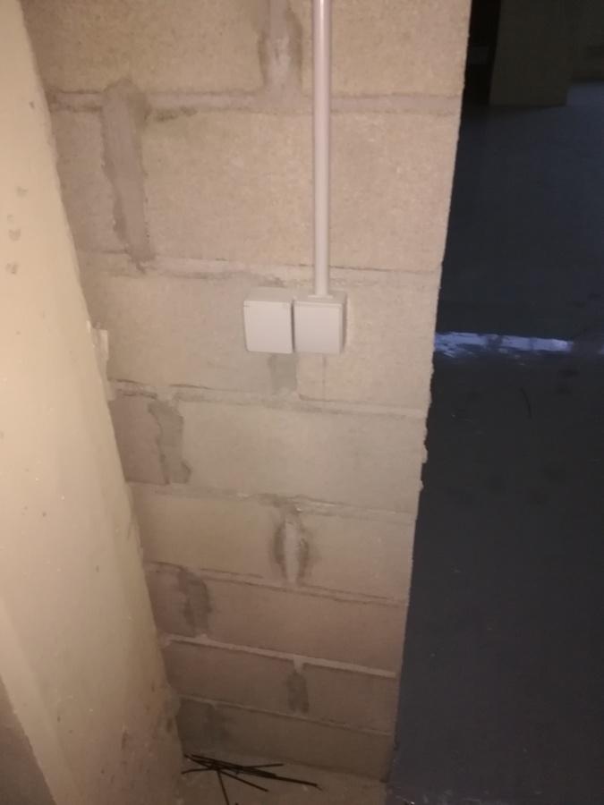 Instalacion de encendido en garage