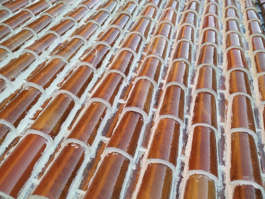 Preparación tejado