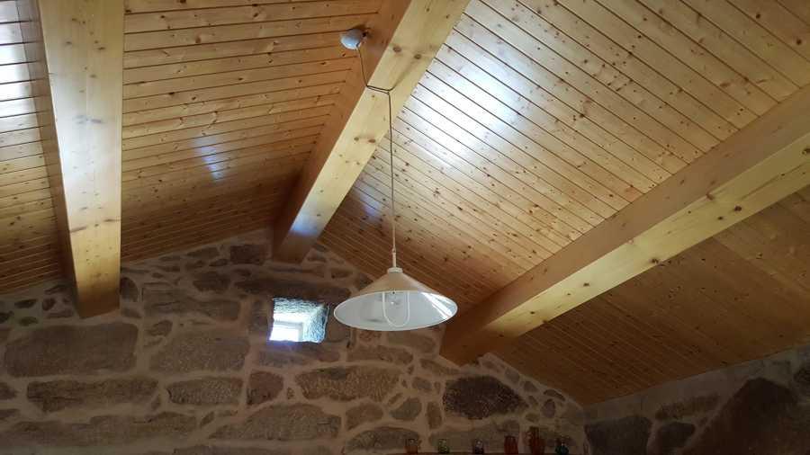 Reforma de cubierta e interior