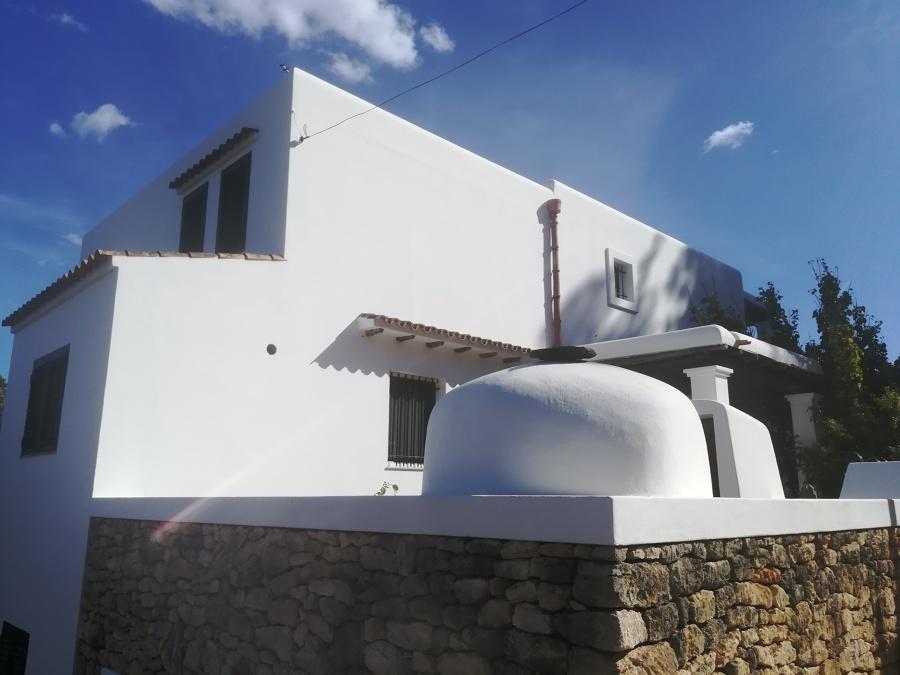 Pintura exterior casas unifamiliares