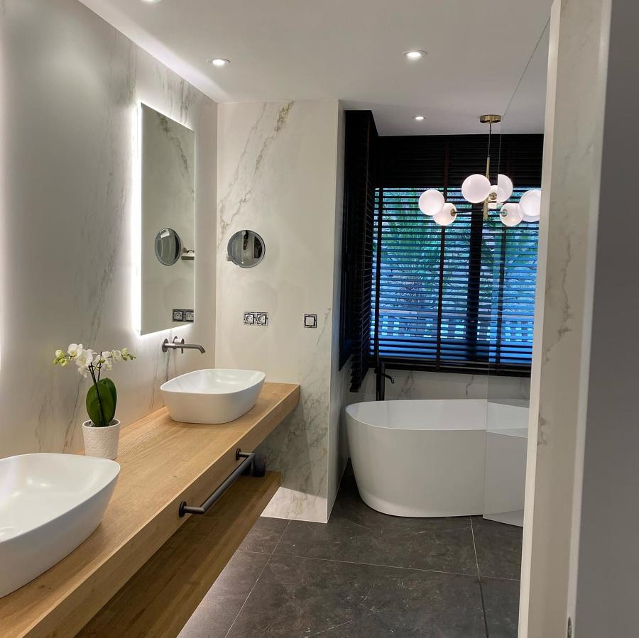 Reforma baño vivienda Valldoreix