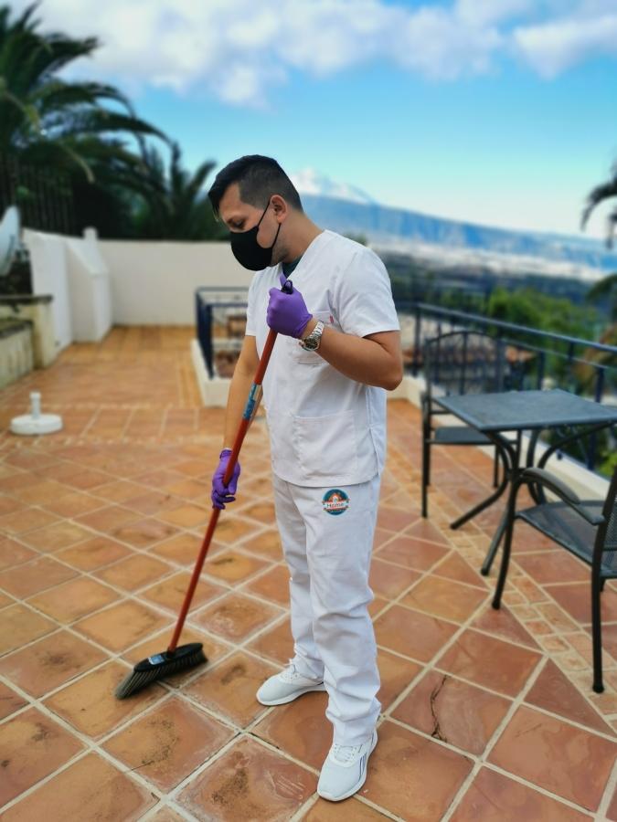 Limpieza de villas de lujo