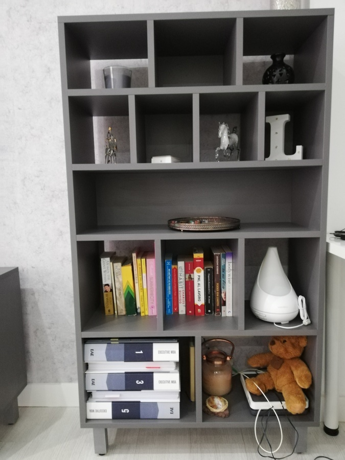 Mueble puzzle