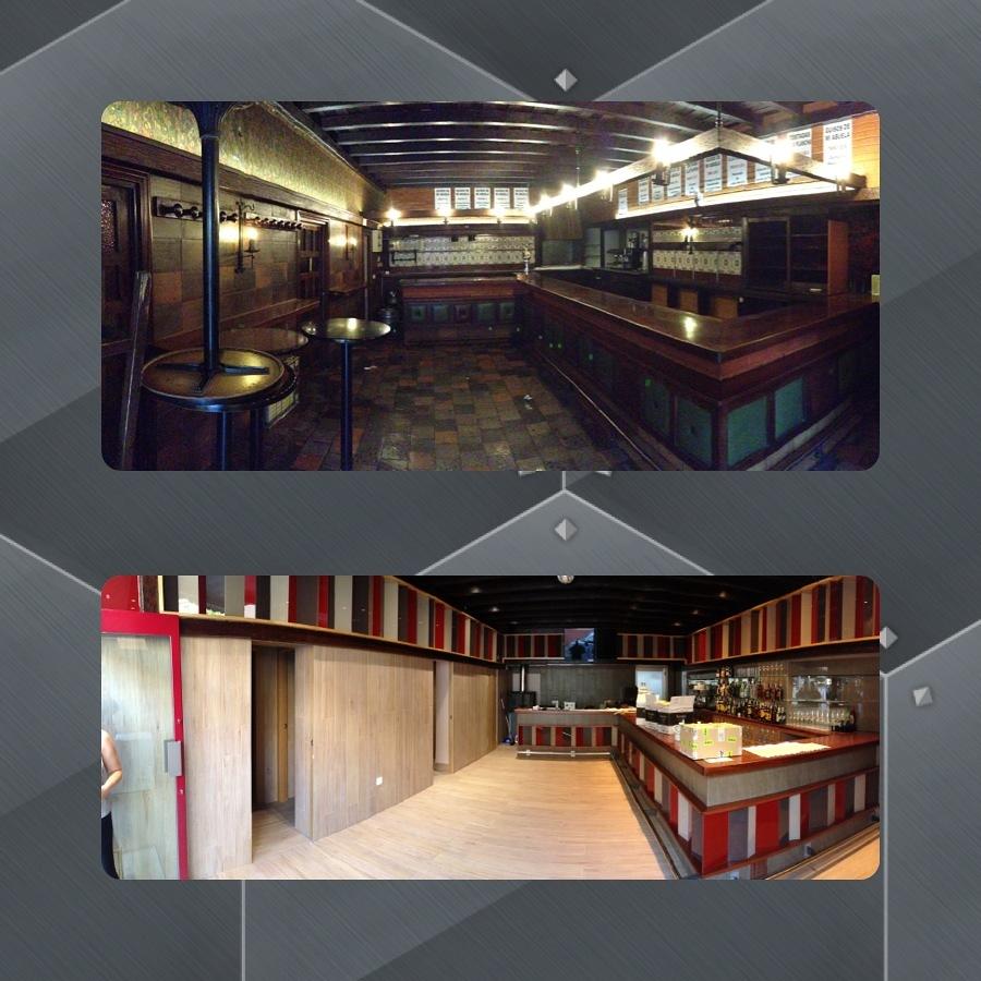 Reforma del antiguo Bar Antonio