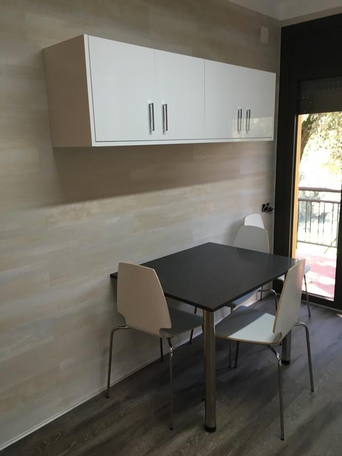 Mesa mueble cocina