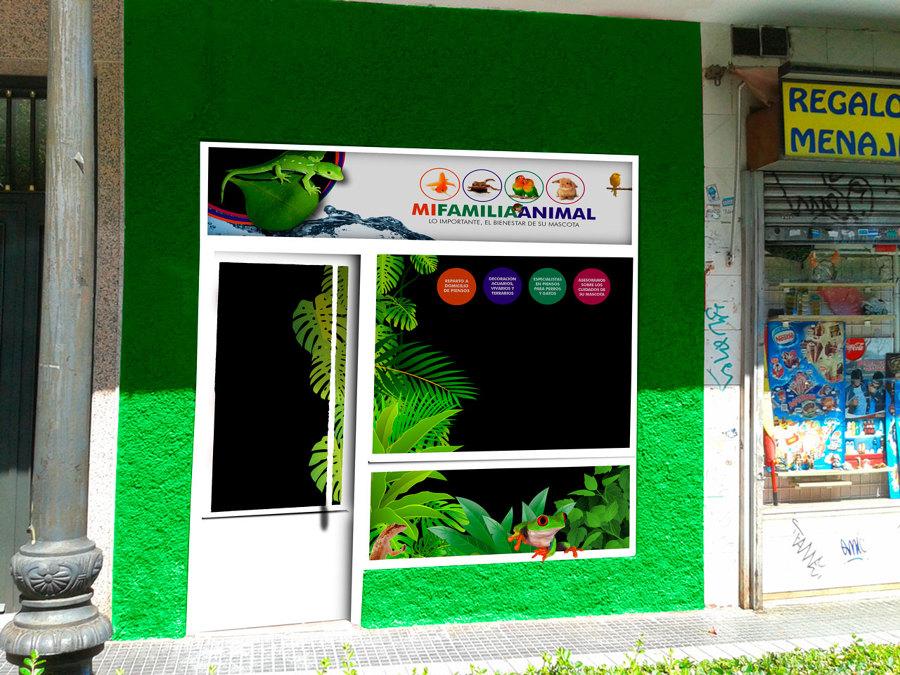 decoracion de fachada