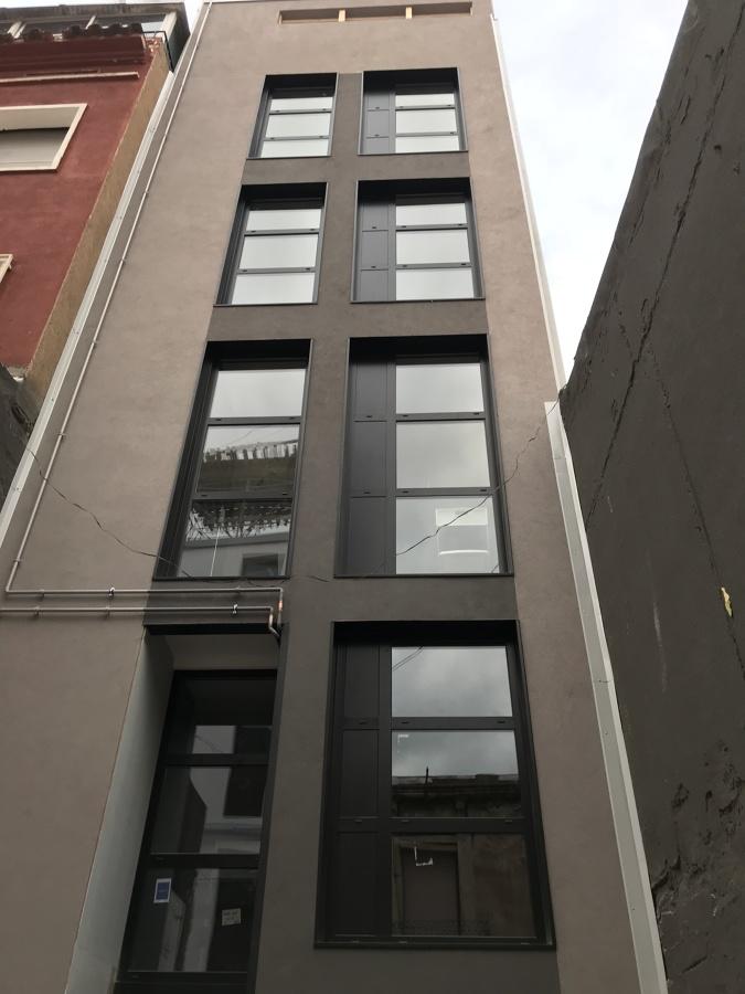 Edificio vivienda Barcelona
