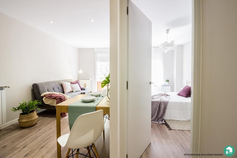 detalle reforma y Home Staging apartamento urbano