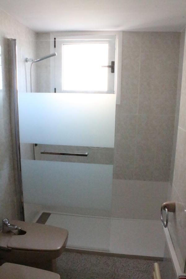 Reforma de baño en Benicassim