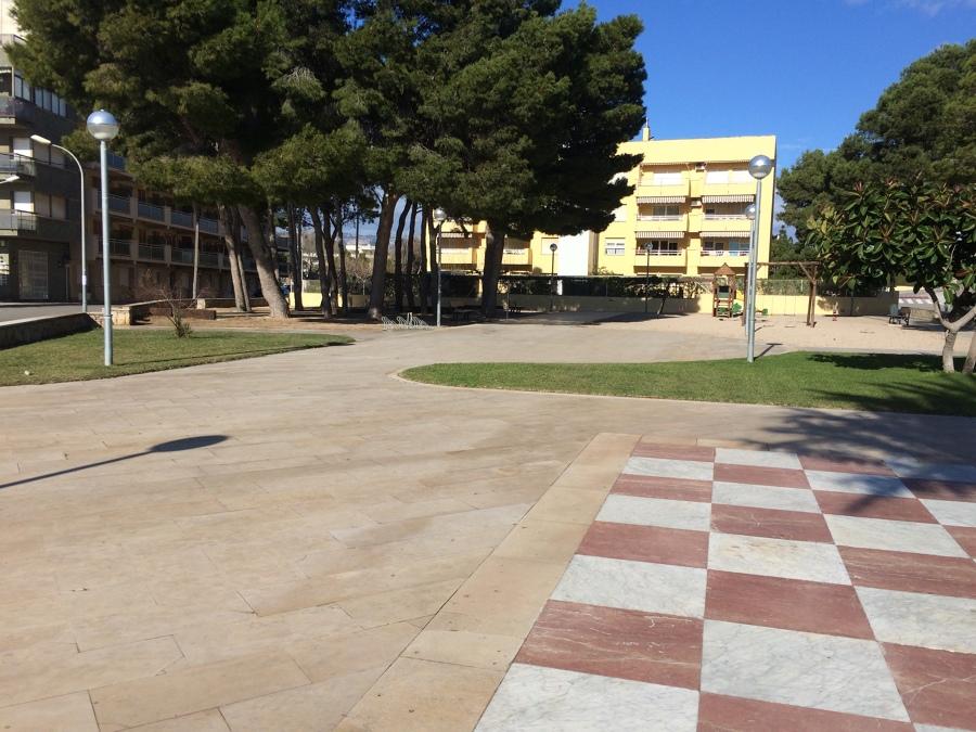 Plaza Hospitalet de l'Infant