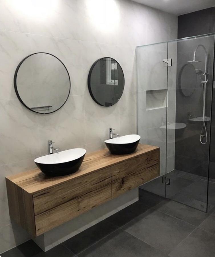 Baño para dos