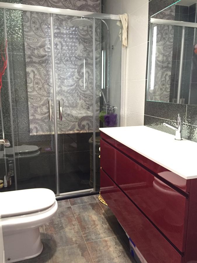 Reforma baño calidades de lujo