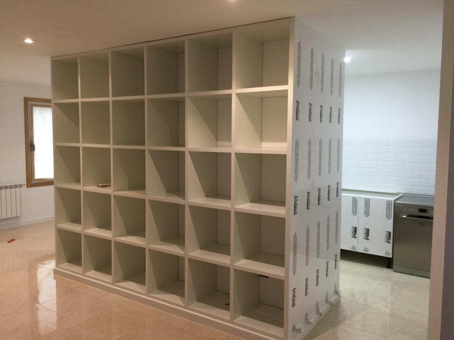 armario divisorio