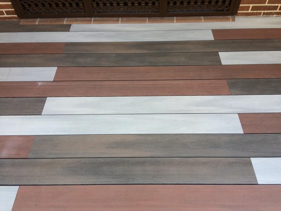 Tarima sintetica terrazas