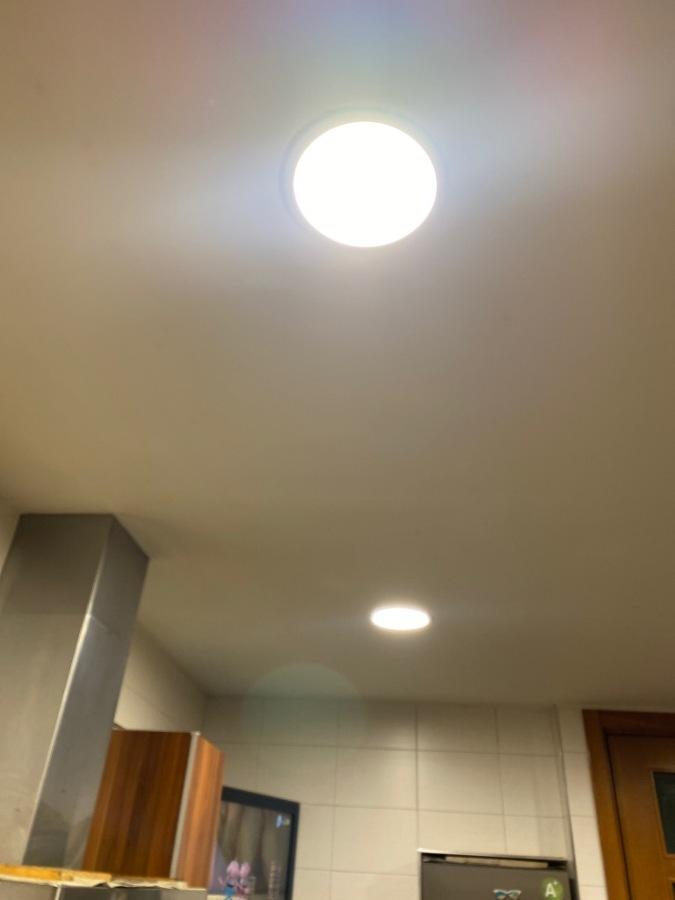 Iluminación LED en Cocina