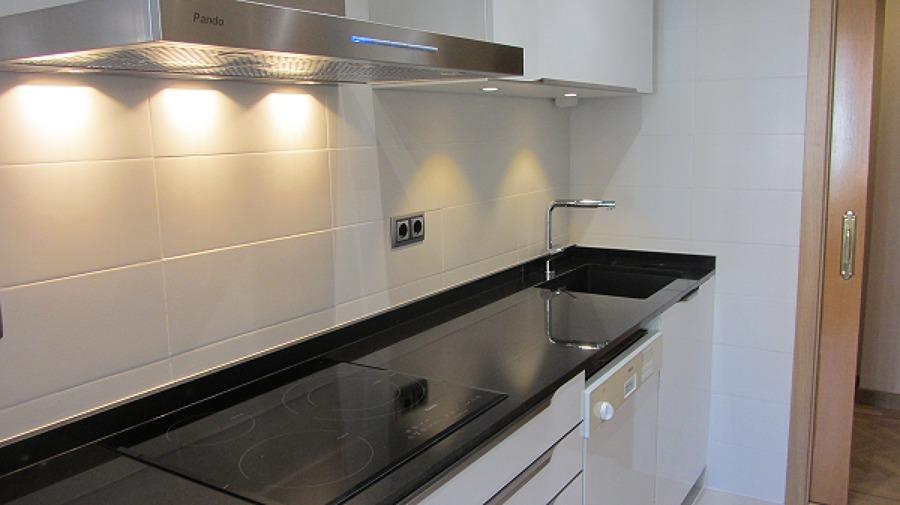 Reforma de cocina en vivienda unifamiliar