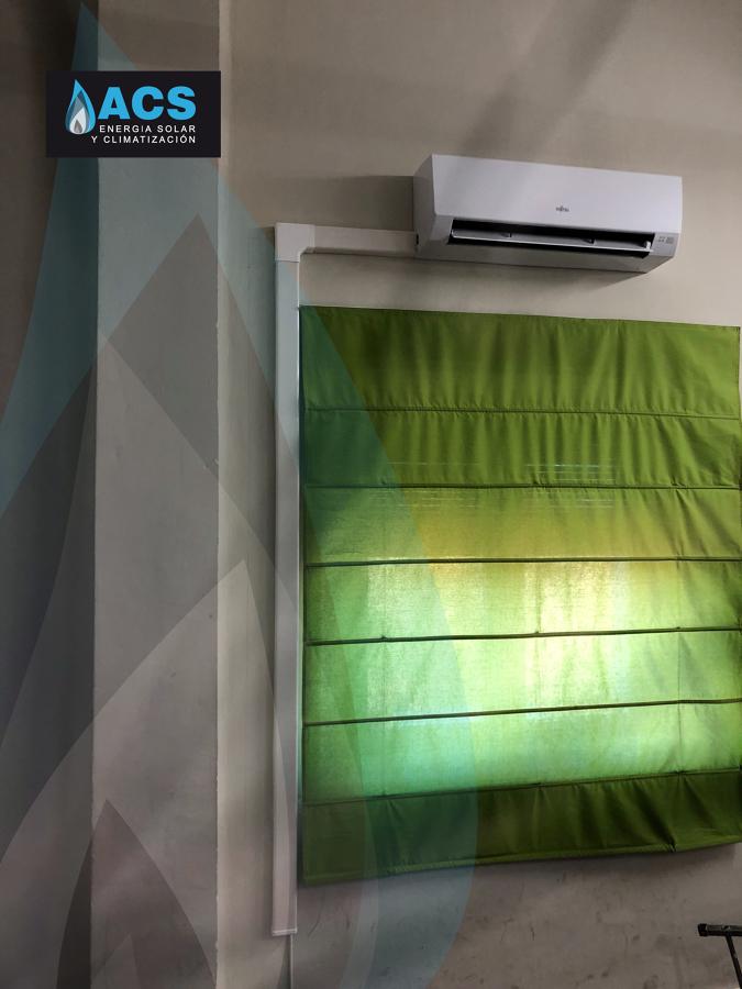 Equipo fujitsu 3.010 frigorias