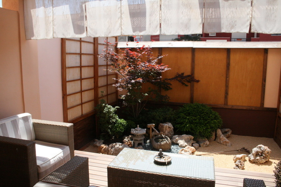 Jardin zen