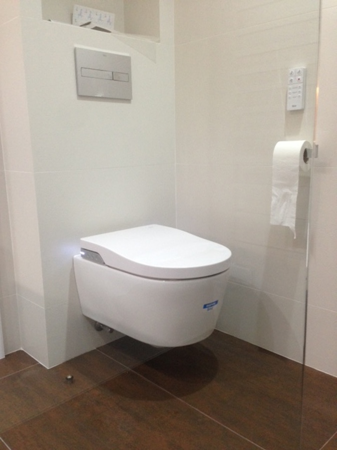 WC IN WASH