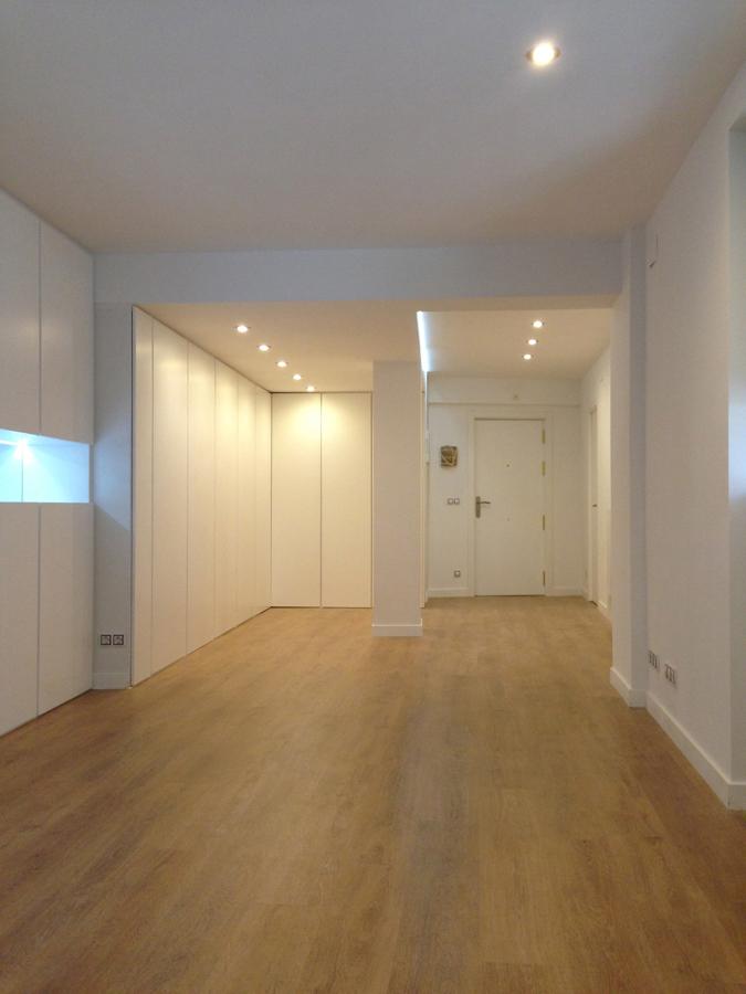 Foto reforma integral piso 115 m2 pamplona de aps - Reforma piso 50 m2 ...