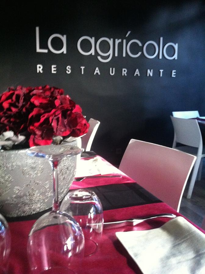 bar restaurante La agrícola