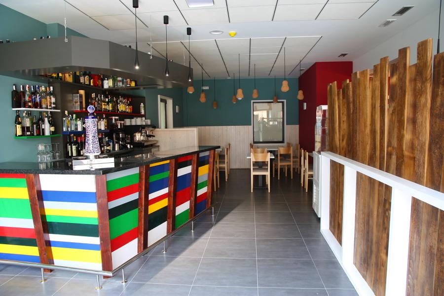Proyecto llave en mano Restaurante Vila do Son