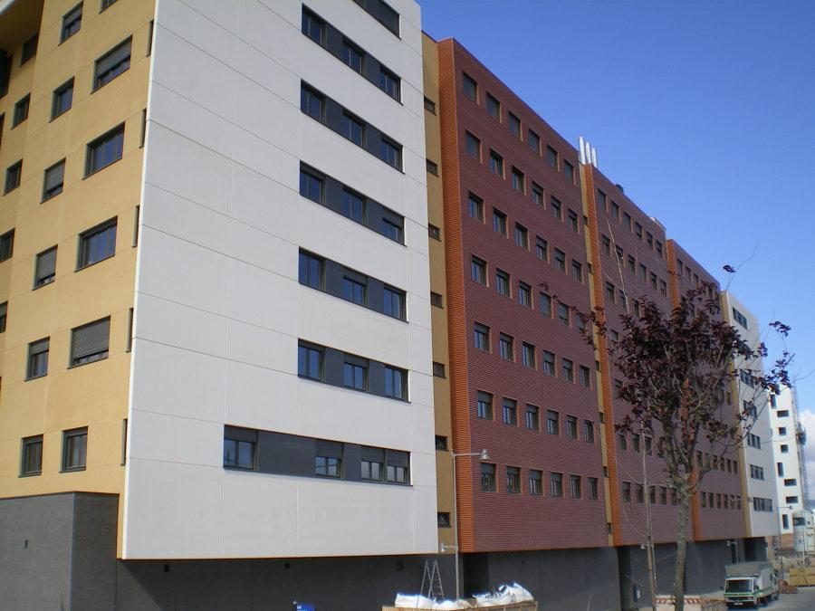 147 Viviendas de Protección Oficial, Vitoria-Gasteiz
