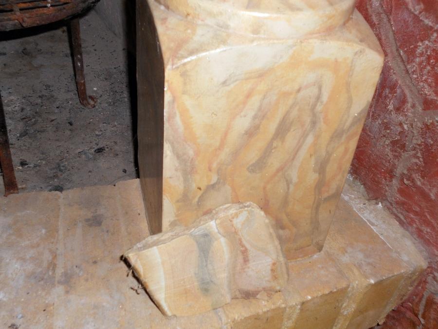 imitacion a piedra