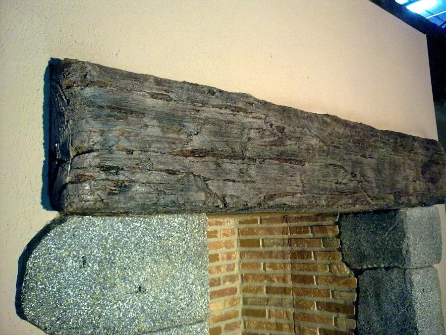 imitacion madera vieja