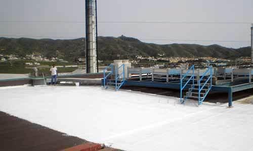 Foto impermeabilizaci n de tejados de hidrostop - Impermeabilizacion de tejados ...