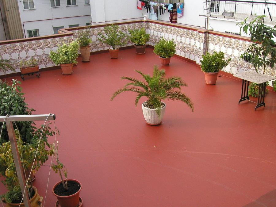 Foto impermeabilizacion de terraza con membrana de - Impermeabilizantes para terrazas ...