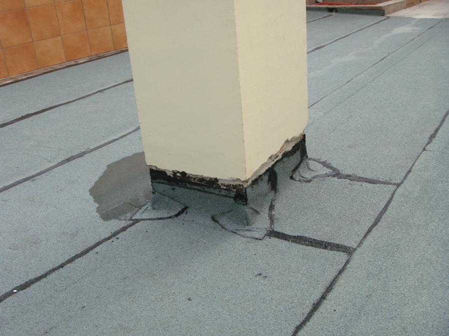 Impermeabilización de terrazas en azotea y espacios comunes