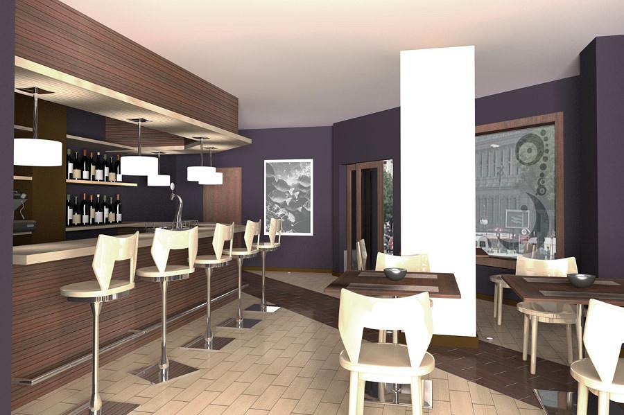 Infografía de Bar-Cafetería