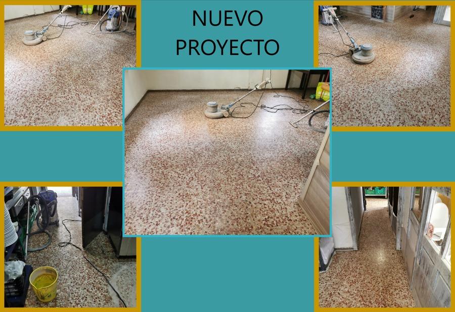 Inicio Proyecto Restaurante La Gresca