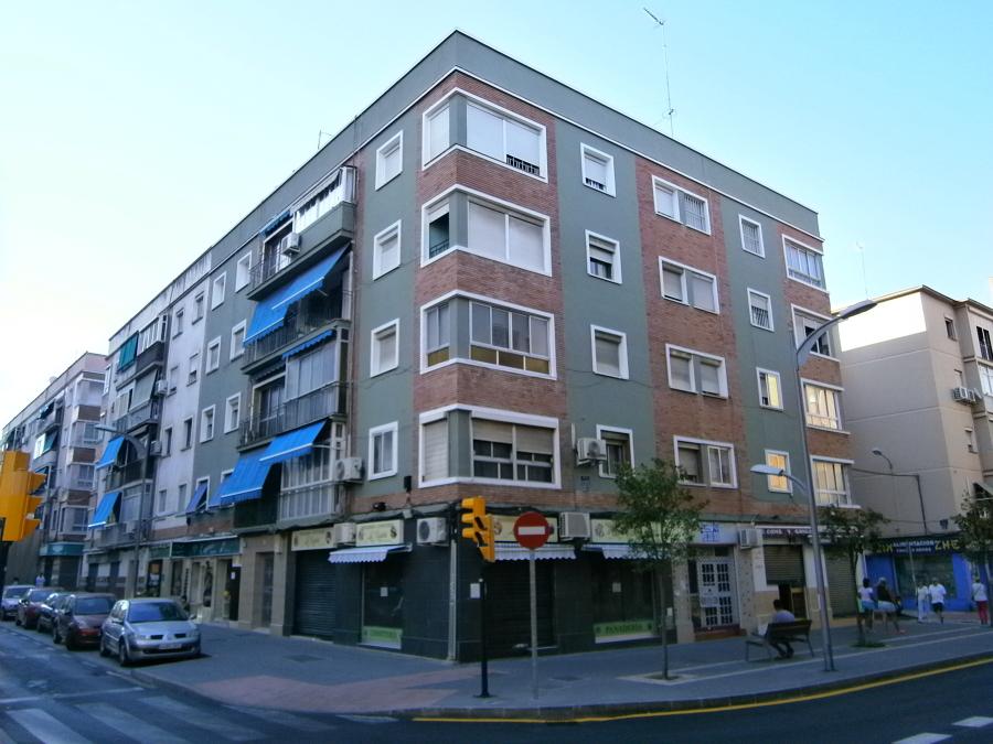 Inspección Técnica de Edificios en Calle Santa Marta (Málaga)