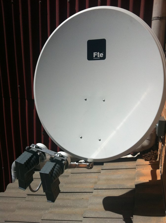 Instalacion Antenas Parbolicas - Sat