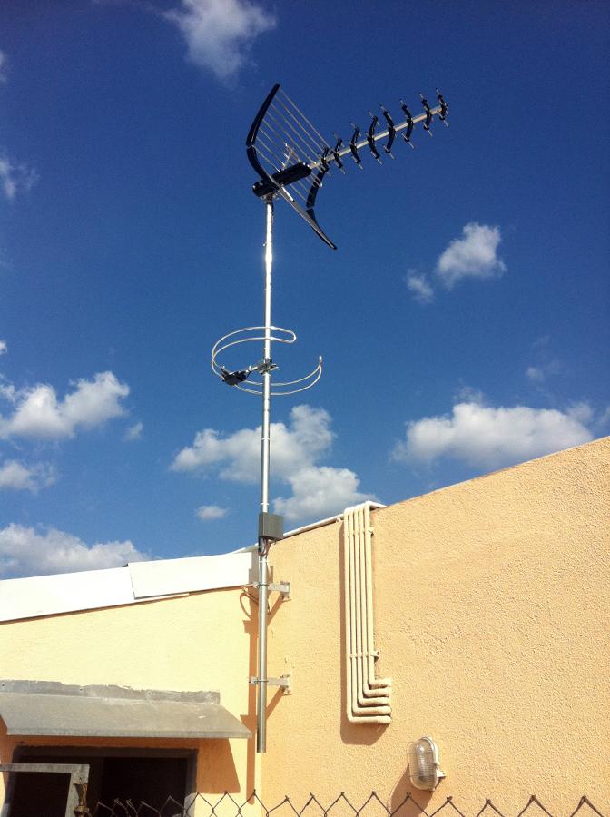 Instalacion Antenas TDT