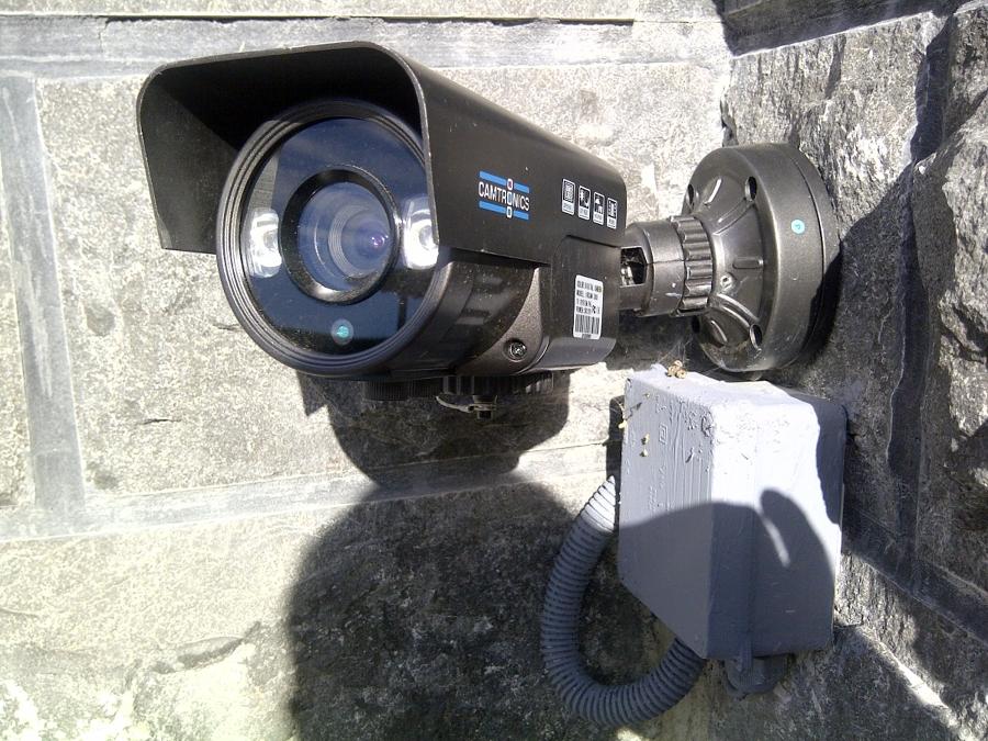 Instalación cámaras vigilancia chalet unifamiliar