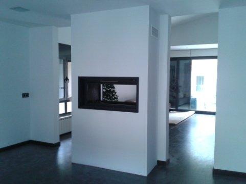 Foto instalaci n chimenea de reforma in barcelona 428248 for Instalacion de chimeneas