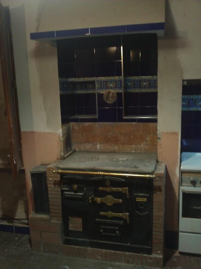 Fantástico Instalación De La Cocina Festooning - Ideas para ...