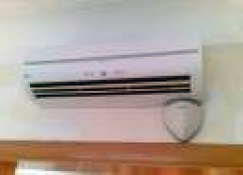 Foto instalacion de aire acondicionado marca fuji for Instalacion aire acondicionado sevilla