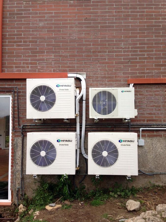Instalacion de aires acondicionados