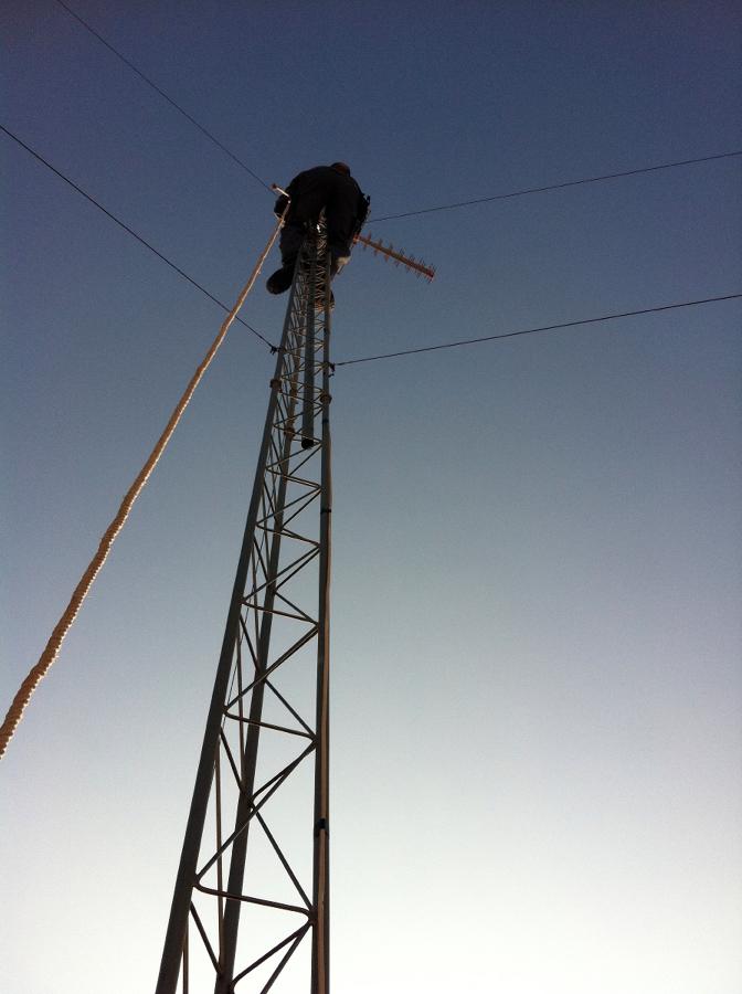 Instalacion de Antenas y Telecomunicaciones